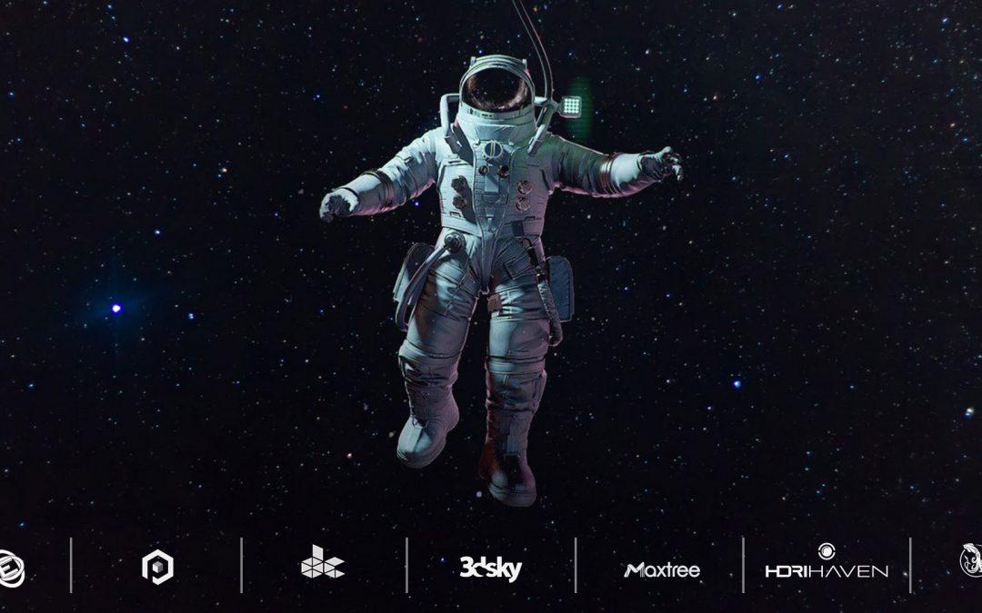 7 sites incroyables de l'univers 3D